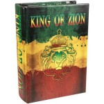 "Kavatza Roll Box (Book) - "" king of Zion"" - available in 2 sizes"