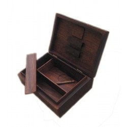 wooden stash boxes