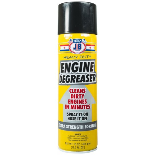 Stash / safe can - JB Engine degreaser