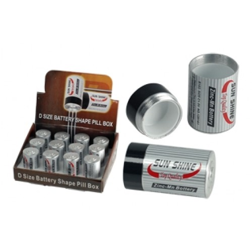 Stash battery - C size